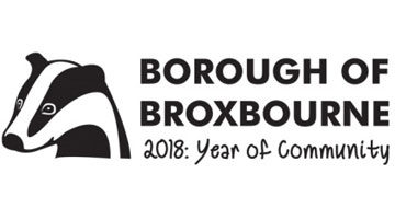 Borough of Broxbourne Council logo