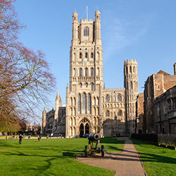 Ely Cathedral [square]