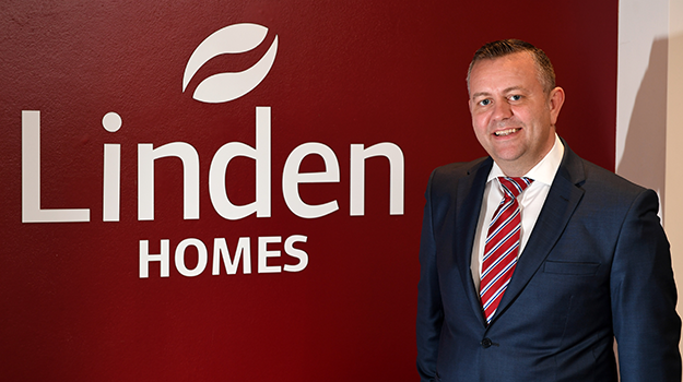 Linden Homes appoints managing director