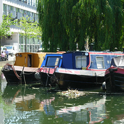 Wenlock Basin, London [square]
