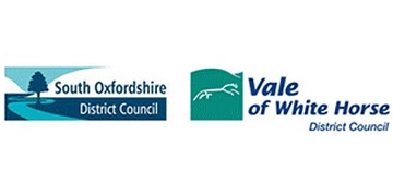 South Oxfordshire District Council & Vale of White Horse District Council logo