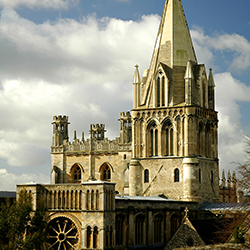 Christ Church Cathedral, Oxford [square]