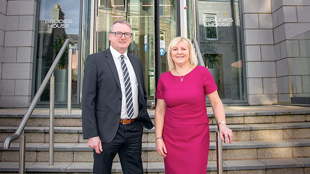 Brodies hires two partners in Aberdeen
