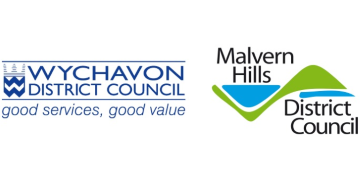 Wychavon and Malvern Hills District Councils logo