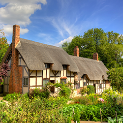 Anne Hathaway's cottage [square]