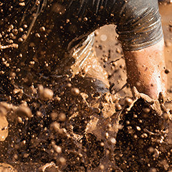 Mud race [square]