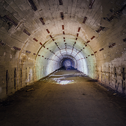 Military tunnel [square]