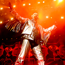 Rob Halford of Judas Priest [square]