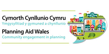 Planning Aid Wales logo
