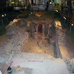 Roman baths Welwyn [square]