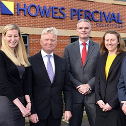 Howes Percival  [square]