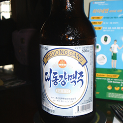 Taedonggang beer [square]