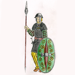 A Celtic warrior [square]