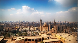 Working around the world: Cairo, Egypt