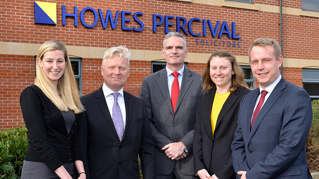 Howes Percival expands East Midlands planning team