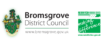 Bromsgrove District Council and Redditch Borough Council logo