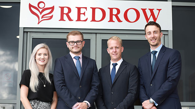 Redrow Homes expands planning and land team