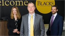 Blacks Solicitors expand planning capacity