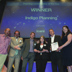 Indigo Planning at the RTPI Awards [square]