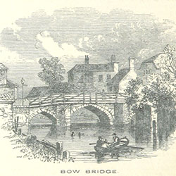Bow Bridge [square]
