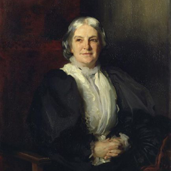 Octavia Hill by John Sargent [square]