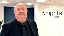 Knights hires town planner partner