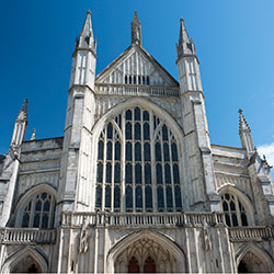 Winchester Cathedral [square]