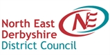 North East Derbyshire District Council logo