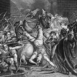 Death of Wat Tyler [square]