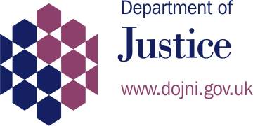 The Department of Justice logo