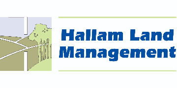 Hallam Land Management logo