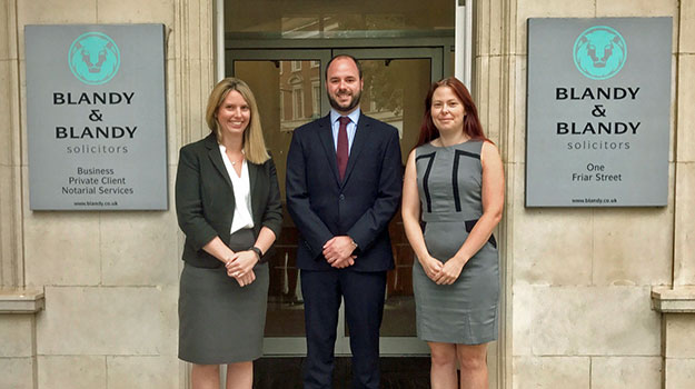 Blandy & Blandy LLP announces four promotions